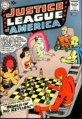 Justice League of America: Between Two Armies