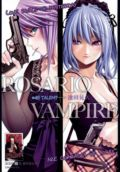 Rosario To Vampire: S.1.E.1 New Life and a Vampire