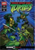Teenage Mutant Ninja Turtles S.1 E.1 Things Change