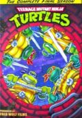 Teenage Mutant Ninja Turtles: Turtle Tracks S.1.E.1
