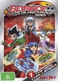Beyblade Metal Masters: Seeking the Legend E.1